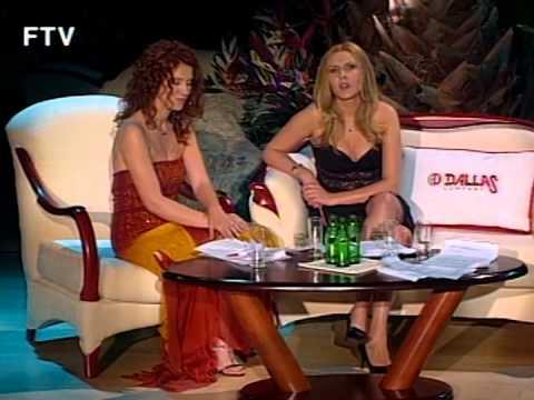 Nikolina i Segmedina - Eko poruke @ Miss BIH 2006