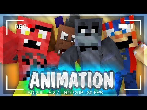 """FIVE NIGHTS AT FREDDY'S 3 """"MINECRAFT ANIMATION"""