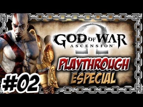 God of War Ascension / Detonado / Playthrough / Walkthrough / PARTE #02