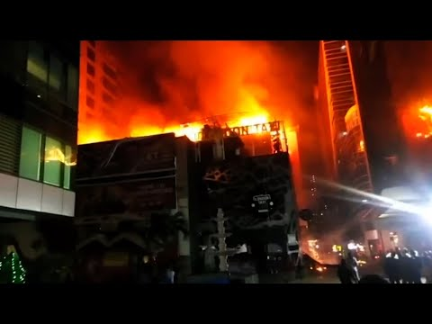 Fire at Rooftop Mumbai Restaurant Leaves 15 Dead