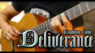 Kingdom Come Deliverance - Classical Guitar Medley