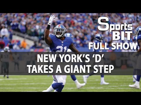 Sports BIT | New York's 'D' Takes A Giant Step | Sports Center for Bettors