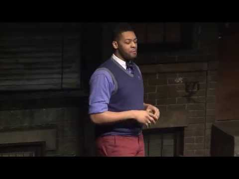 The in-venue digital experience: Dexter Upshaw at TEDxBroadway