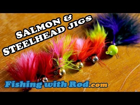 How to Fish: Salmon & Steelhead Jigs