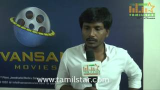 S  U  Arun Kumar At Sethupathi Movie Team Interview