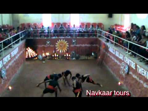 Gujrati High School, Nanded Kerala Trip 2010 (part2) By Navkaar Tours Www.navkaartours video