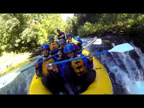White Salmon River Rafting with Wet Planet Rafting and Kayaking