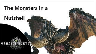 The Monster's in a Nutshell Monster Hunter World