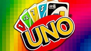 CAN YOU EVEN DO THAT? (UNO with The Crew!)