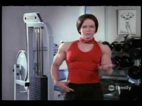 Sabrina the Teenage Witch Muscle Growth Magic