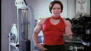 Sabrina the Teenage Witch Muscle Growth Magic