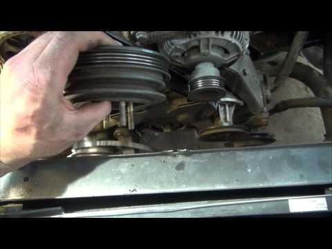 Wymiana rozrządu Audi 80. 2.0 ABK