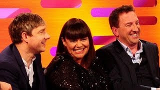Lee Mack meets the Queen - The Graham Norton Show - Series 12 Episode 8 - BBC One 2.8 MB