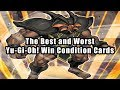 The Best And Worst Yu Gi Oh Win Condition Cards mp3