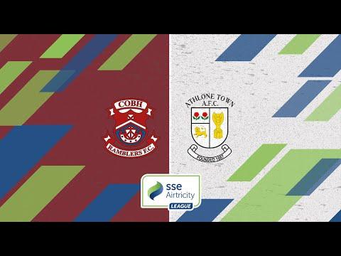 First Division GW3: Cobh Ramblers 3-2 Athlone Town