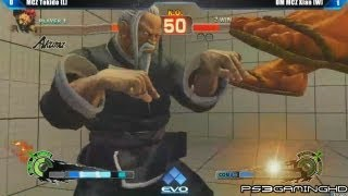 EVO 2K13 SSF4 AE GRAND FINALS Xian (Gen) vs Tokido (Akuma) [HD]