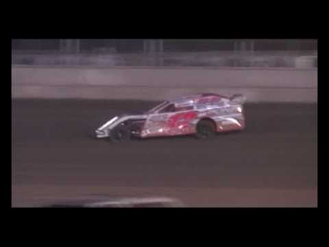 Johnny Bone Jr USMTS Heat Race Win Humboldt Speedway