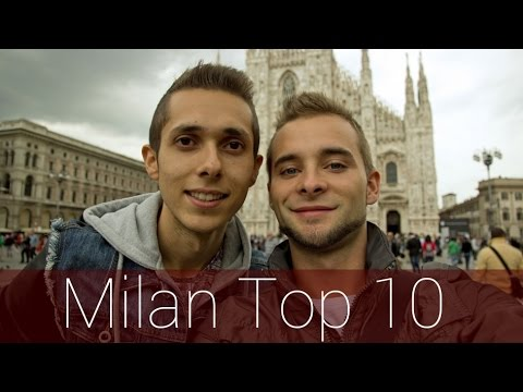 Milan Top 10 | Travel Guide | Must-sees for your city tour