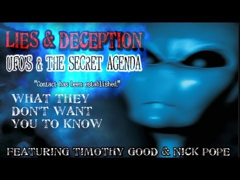 Lies and Deception: UFO's and the Secret Agenda Video