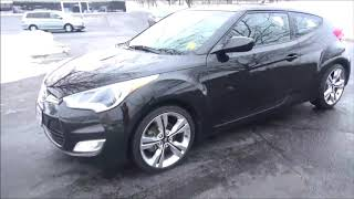 Used 2013 Hyundai Veloster for sale at Honda Cars of Bellevue...an Omaha Honda Dealer!