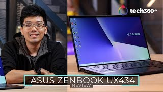 Asus ZenBook UX434 Review: Perhaps The Laptop For Most People?
