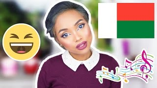 Malagasy Tag in Malagasy (language in Madagascar) with english subs   CookieChipIry