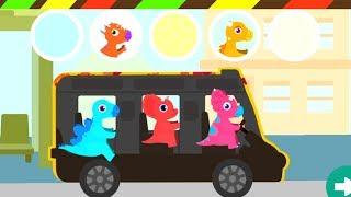 Dinosaur Bus: Khủng Long Lái Xe Buýt   DCTE VN
