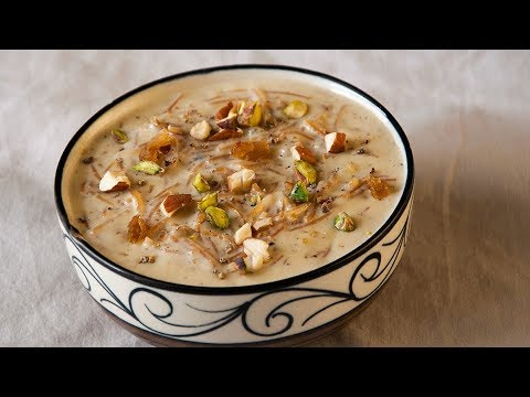 Sheer Khurma | Eid Special Recipe | Sheer Korma Hyderabadi Dessert