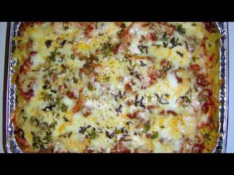 Baked Penne Pasta Recipe