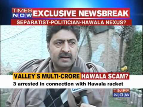Valley's multi-crore hawala scam?