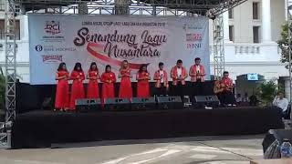 Download Lagu Tanase - Jakarta Youth Voice   Babak Final   Senandung Lagu Nusantara   RCI - 1 April 2018 Gratis STAFABAND
