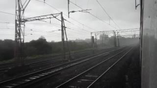 Mumbai Local Train Ride in Heavy Rains!!!  WATER-PROOF PHONE COVER