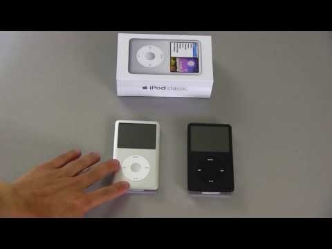 iPod Classic Sound Quality Differences