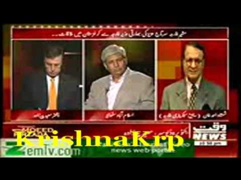 india Will Beat The Shit Out Of Pakistan - Ex. Foreign Secretary - Pakistan. video