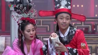 Vợ Con của Thái Giám - Hài Trường Giang, Trấn Thành - Hài Tết 2017