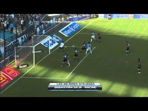 La mejores atajadas. Fecha 9. Torneo Final 2014. Fútbol Para Todos