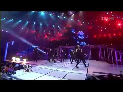 Copia De Snsd - Top Live !!!! video