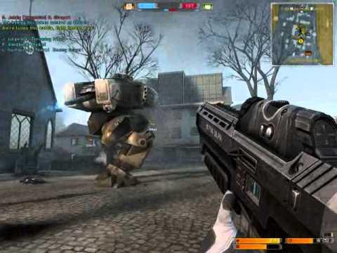 Battlefield 2142 pc gameplay.... - YouTube