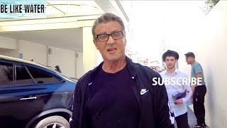 Sylvester Stallone talks College Admissions Scandal - More Celebs Reaction