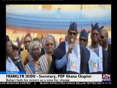 Nigeria Elections - News Desk (1-4-15)