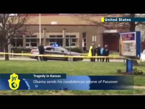 Kansas Jewish Shooting: Three dead as ex-KKK leader opens fire on Jewish community