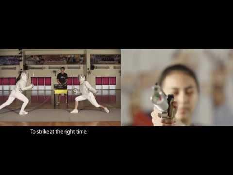 Schools' Niche Programmes - Fencing & Air Pistol