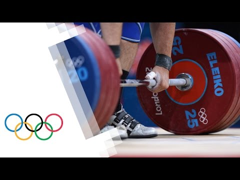 Incredible Weightlifting Highlights - London 2012 Olympics Image 1