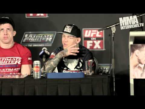 UFC on FX Post Press Conference Highlights