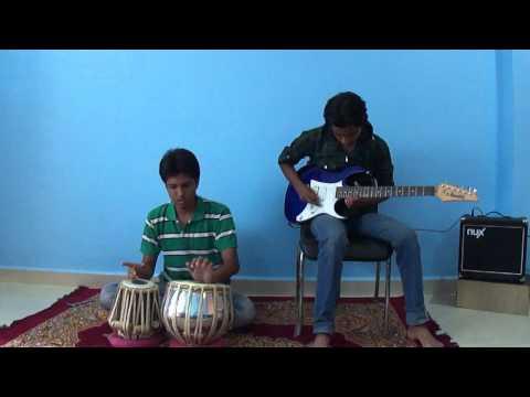 Chalte Chalte Pakiza On Guitar By Ravindra Dwivedi , Jemini Joshi And Diptanshu Pandya video