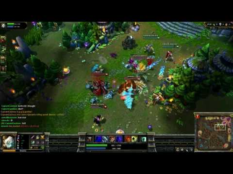 League of Legends Commentary 007 P4 Tristana