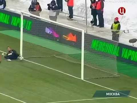СПАРТАК - Кубань (Краснодар) 2:2, Чемпионат России - 2012-2013