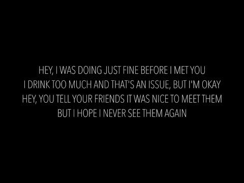 The Chainsmokers - Closer Feat. Halsey (Lyrics)