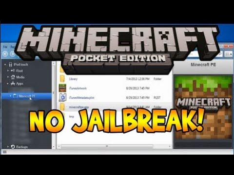 [0.9.5] How To Change Your Skin In Minecraft PE! (NO JAILBREAK)