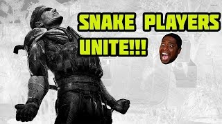 Snake Players Unite!